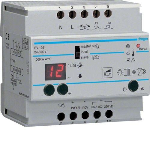 Дистанционный регулятор света 20-1000Вт 5м. Hager EV102