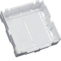 Изолирующая коробка для установочного оборудования 45*45 Hager tehalit.LFF79H