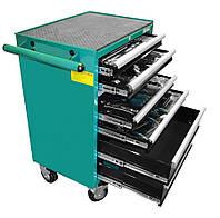 Шкаф инструментальный передвижной на 7-ящиков + 260 инструментов Honiton H0000