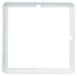 Рамка промежуточная 50 х 50 белый Hager Fiorena 22008302