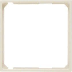Рамка промежуточная для центральной платы белая Berker S.1 11098982