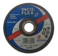 Круг для шлифования металла Incoflex 115 х 6,0 х 22,2 мм