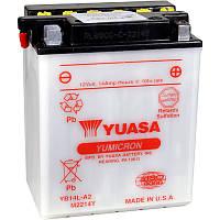 Мото аккумулятор YUASA YB14L-A2