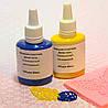 Deco Gel ДекоГель:жидкая пластика,клей для полимерной глины iMagic, синий, 30 мл