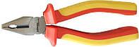 Плоскогубцы универсальные 160мм vde для электриков extra x7350