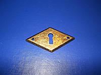 Ключевинка для замка ромбик