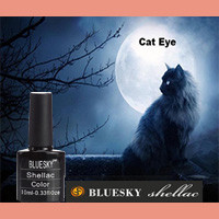 Shellac Bluesky Cat's Eye/Кошачий глаз 10 мл