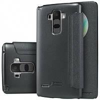 Чехол NILLKIN Spark series LG G4 Stylus (H630) Black