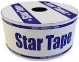 Лента Капельная Star Tape 8 mil/10 см, водовылив 8 л/час, в бухте 500м