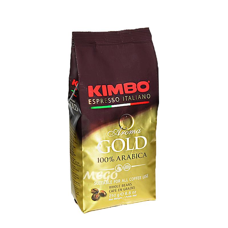 Кофе в зернах Kimbo Aroma Gold, 250 г