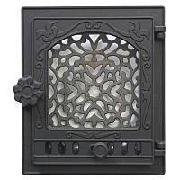 0113 Дверца каминно-печи (340х400)