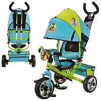 Детский трёхколёсный велосипед MM 0156-01 МАША И МЕДВЕДЬ