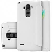 Чехол NILLKIN Spark series LG G4 Stylus (H630) White