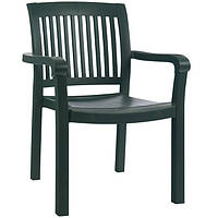 Кресло «Mistral» (цвет зеленый, коричневый), фото 1