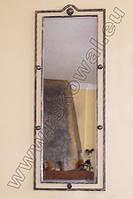 Зеркало кованое в прихожую 8