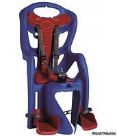 Детское кресло Bellelli Pepe Clamp, синее