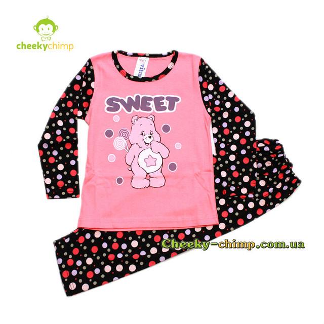 Пижама Sweet на девочку 4, 5, 6 лет