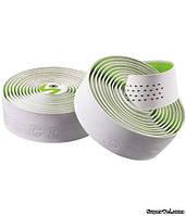 Обмотка руля Cannondale Microfiber Plus, бело-зеленая