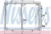 Конденсатор кондиционера Mercedes (производство Nissens ), код запчасти: 94330