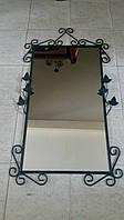 Зеркало кованое в прихожую 26