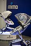 Творчество и выражение индивидуальности теперь возможно с коляской Mima!