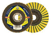 Шлифовальный круг лепестковый  125 smt850 v. fin Klingspor