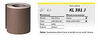 Шлифовальная шкурка в рулоне 150мм p220 kl381j 1 мб (50 мб) Klingspor