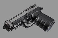 Стартовый пистолет Stalker (Zoraki) 918 s Black Matte, пистолеты, стартовые, оружие, шумовые