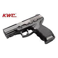 Пневматический пистолет KWC KM 46, пистолеты, пневмат, оружие, газовый, спортивный