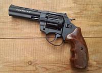 """Револьвер Stalker 4.5"""" чёрный матовый / рукоять под дерево, оружие, револьверы, пистолеты, револьвер под патро"""