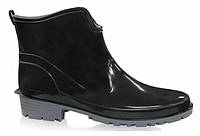 Резиновые сапоги женские LEMIGO черные, размер-39 /930 Lemigo