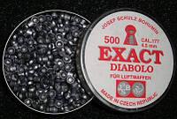 Пули JSB Exact Diabolo 0.547-4.51, пули пневматические, патроны для пистолета, газовые баллоны