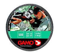 Пуля Gamo Hunter 500, пули пневматические, патроны для пистолета, газовые баллоны