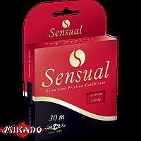 Леска Mikado Sensual 0,16мм (30м) 3,9кг