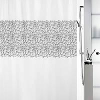 Spirella Шторка для ванной текстильная Spirella IROKO серая (10.18491)