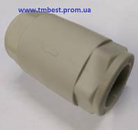 Клапан полипропиленовый обратный диаметр32 ппр(ppr) для остановки обратного движения воды в система.