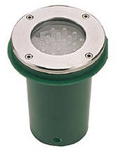 25_IP67 (140х98мм) серия GROUND LED - Светильники садово-парковые светодиодные DELUX (Делюкс)