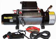 Лебедка аккумуляторная rq8000