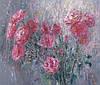 Интерьерная картина «Розы». Декорирование гостинной картинами
