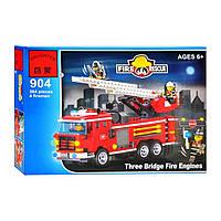Конструктор Пожарная тревога BRICK 904