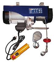Лебедка электрическая 495/990 кг 1600 Вт Nutool