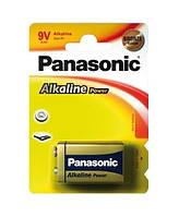 Аккумулятор щёлочный Panasonic 6lr61ap 9v 1шт.