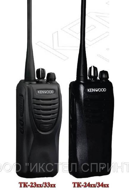 Снятие с производтва и новая модель KENWOOD TK-2307/3307M