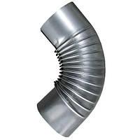 Колено трубы вентиляции 130