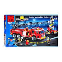 Конструктор Пожарная тревога 908 BRICK