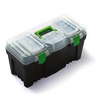 """Ящик для инструмента Prosperplast 25"""" PN25G + органайзер"""