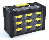 Ящик для инструмента мультикейс Prosperplast ns303