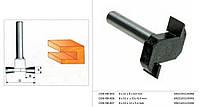 Фреза для деревообработки  fi=32 9,4 х 12 мм шток 8 мм Condor