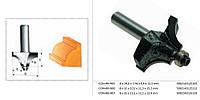 Фреза для дерева fi=35 12,9 x 15,1 x 11,1 мм шток 8 мм, с подшипником Condor