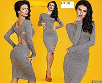 Платье с открытой спиной 827 (29)